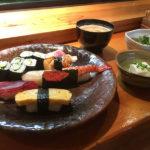 お寿司をレディースセットでお得に食べよう