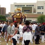 小栗原稲荷神社で4年に一回の大祭が10月14日におこなわれます!