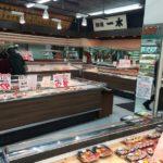プラザなかやま食選市場閉店に伴って、鮮魚店「一水」さんがアイサダさんに移店OPEN