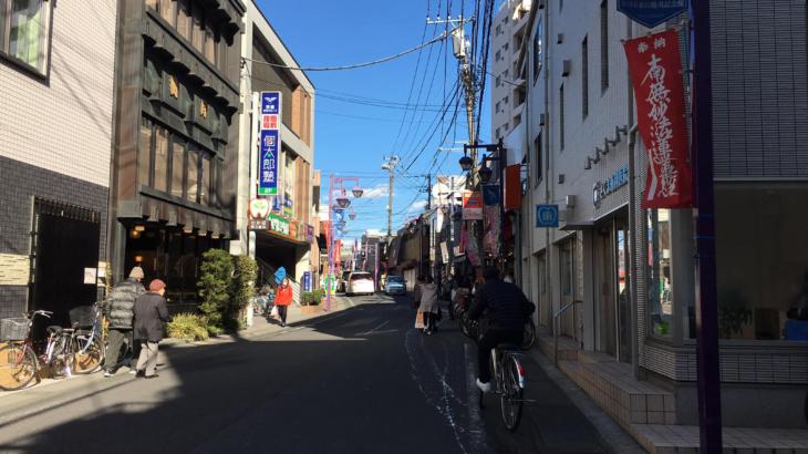 中山商店会の年末年始、年末の営業は31日夕方まで。年始は、4日頃から徐々に初営業をします