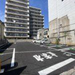 中山商店会ご利用の際に便利な駅前の駐車場